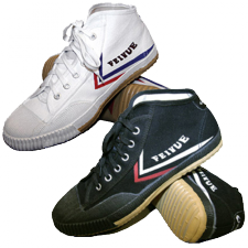 Set Of Feiyue Shoes High-top Style
